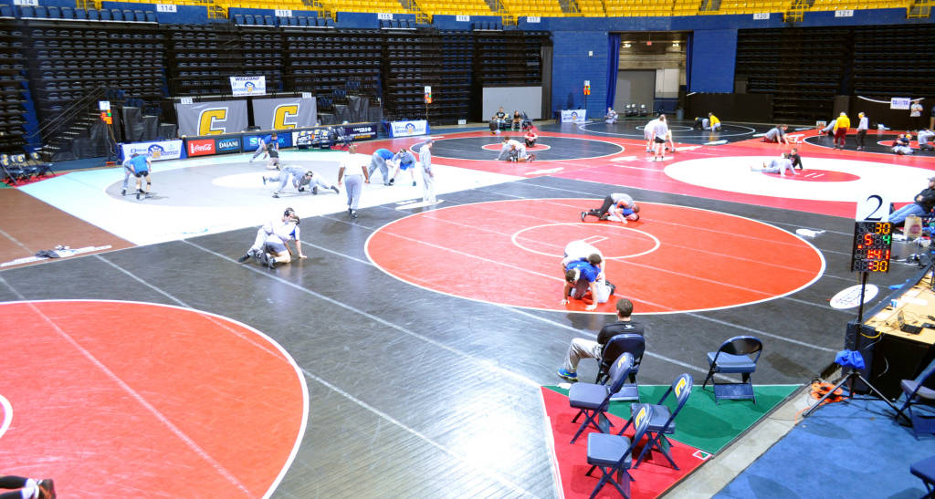 Scuffle News From Around College Wrestling
